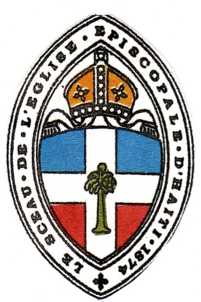 seal of the diocese of Haiti
